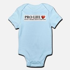 Cute Christian right Infant Bodysuit