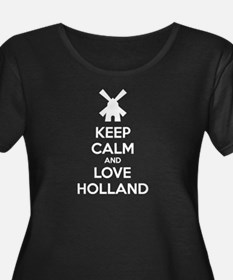 Keep calm and love Holland T
