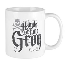 Hands Off Me Grog Mug
