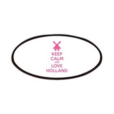 Keep calm and love Holland Patches