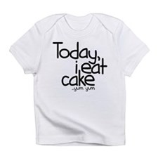 Funny Cake Infant T-Shirt