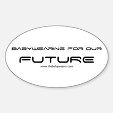 Babywearing for our Future Decal