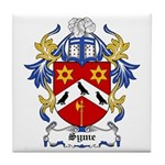 Syme Coat of Arms Tile Coaster