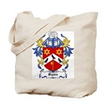 Syme Coat of Arms Tote Bag