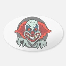 Evil Clown Decal