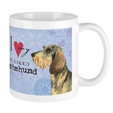 Wirehaired Dachshund Mug