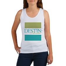 Destin Florida Women's Tank Top