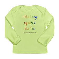 Squished II Long Sleeve Infant T-Shirt