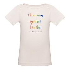 Squished II Organic Baby T-Shirt