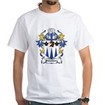 Struthers Coat of Arms White T-Shirt
