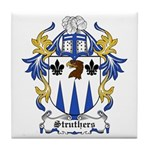 Struthers Coat of Arms Tile Coaster