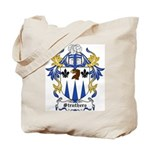 Struthers Coat of Arms Tote Bag