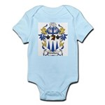Struthers Coat of Arms Infant Creeper