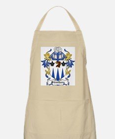 Struthers Coat of Arms BBQ Apron