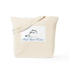findurwave Tote Bag