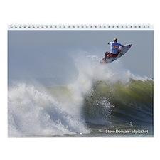 Quicksilver Pro Surfing Calendar