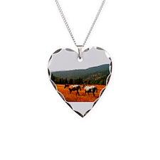Appaloosas Necklace