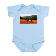Appaloosas Infant Bodysuit