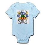 Stronach Coat of Arms Infant Creeper