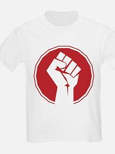 Vintage Retro Fist Design T-Shirt