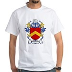 Stratherne Coat of Arms White T-Shirt