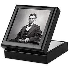 Abraham Lincoln Keepsake Box