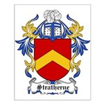 Stratherne Coat of Arms Small Poster