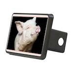 Cutest Pig Rectangular Hitch Cover