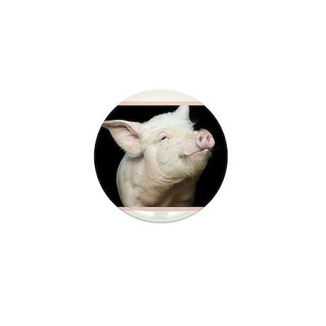 Cutest Pig Mini Button (100 pack)