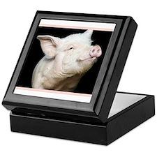 Cutest Pig Keepsake Box