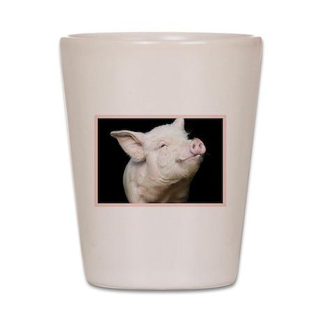 Cutest Pig Shot Glass