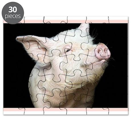 Cutest Pig Puzzle