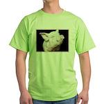 Cutest Pig Green T-Shirt