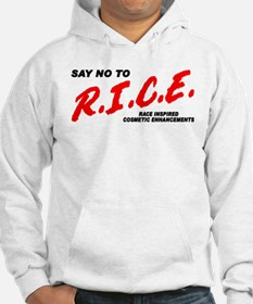 Say No To Rice Jumper Hoody