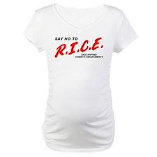Say No To Rice Shirt