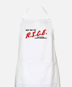 Say No To Rice Apron