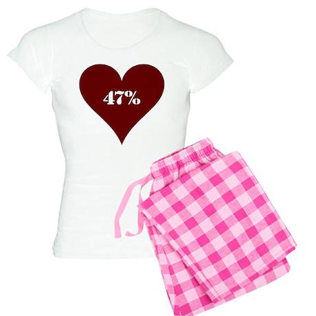 47% Hot Love Women's Light Pajamas