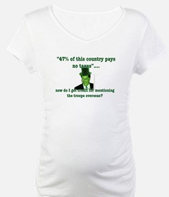 Romney and the 47% (vertical) Shirt