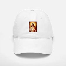 Sacred Heart of Jesus Baseball Baseball Cap
