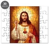 Sacred heart of jesus Puzzles