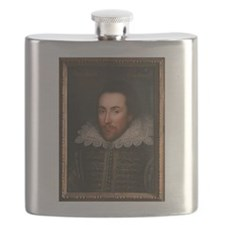 William Shakespeare Flask