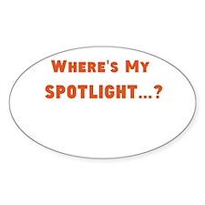 Spotlight? Decal