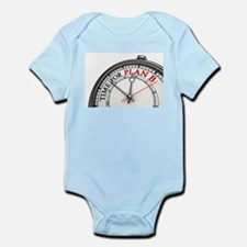 Time For Plan B! Infant Bodysuit