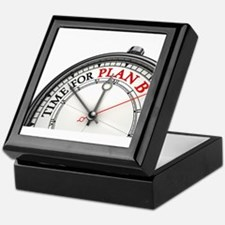 Time For Plan B! Keepsake Box