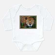Jaguar Long Sleeve Infant Bodysuit