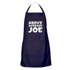 Above Average Joe Apron (dark)