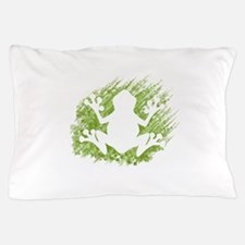 Tree Frog Pillow Case