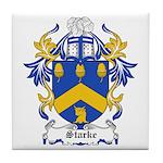 Starke Coat of Arms Tile Coaster