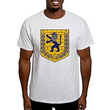 Lion of Judah Gold T-Shirt