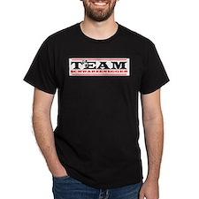 TEAM Schwarzenegger Ash Grey T-Shirt T-Shirt